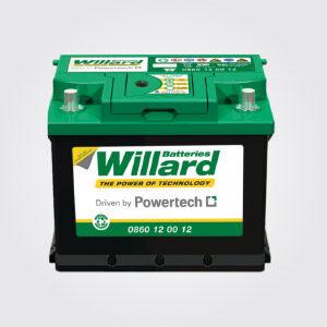 Willard Battery 622W