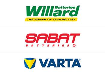 Midrand Midas | Willard Sabat and Varta Battery Supplier